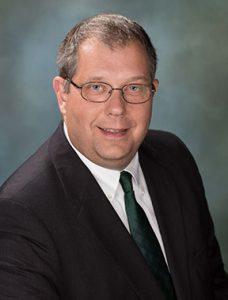 Headshot of Superintendent Craig J. Tice