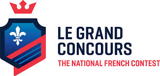 This is the logo of the National French Contest.