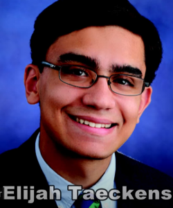 This is a headshot of Elijah Taeckens.